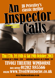 Image of poster of An Inspector Calls