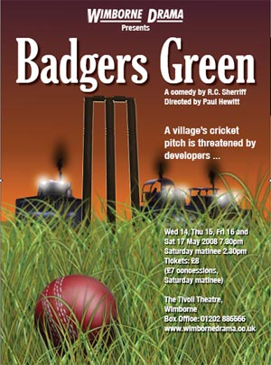 Badgers Green poster