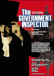 The Government Inspecter poster