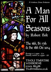Image of poster of A Man For All Seasons