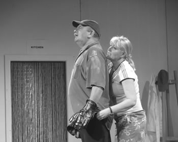 Roger (Dave Williams) & Miriam (Jan Bursby)