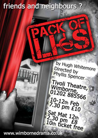 Pack of Lies poster