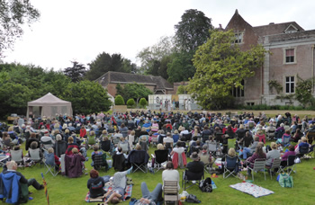Pride and Prejudice at Deans Court