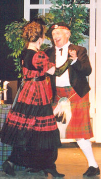 Scottish Couple (Donna Crane & David Pile)