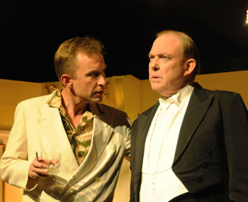 Don (Sam Moulton) and Crestwell (Chris Durham)