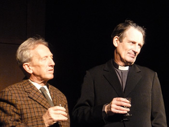 Ken Fletcher (Maurice) and Gary Paine (Harry)