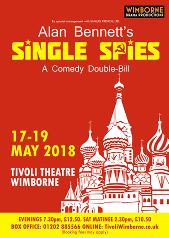 Single Spies poster