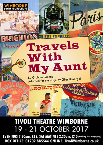 Travels with My Aunt poster image