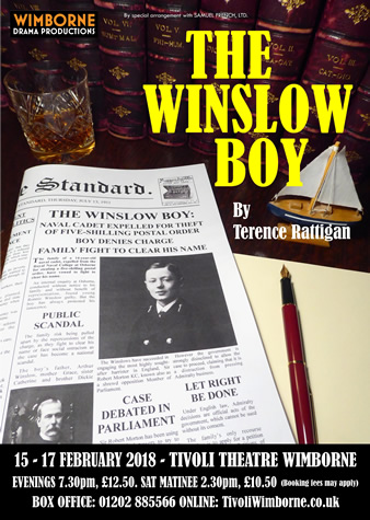 Poster image for The Winslow Boy